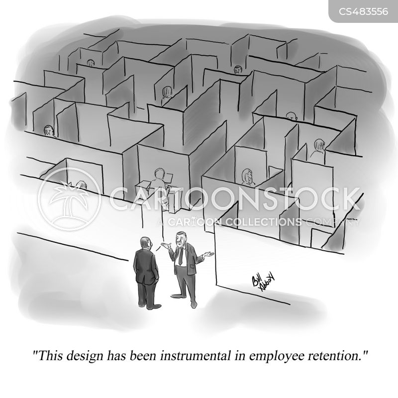 worker satisfaction cartoon