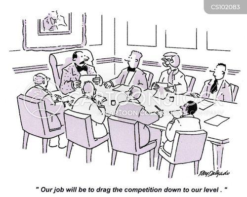 bring down cartoon