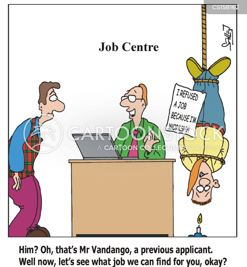 workshy cartoon