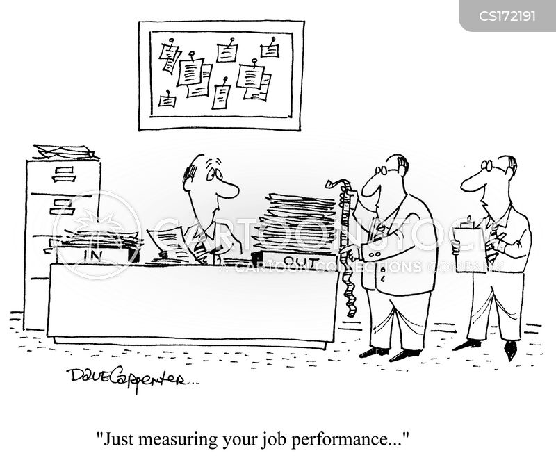 measures cartoon