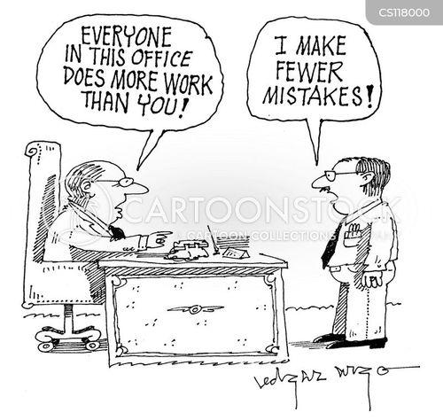 mistakenly cartoon
