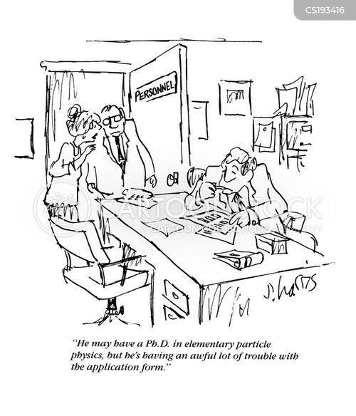 particle physics cartoon