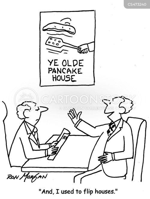 job experiences cartoon