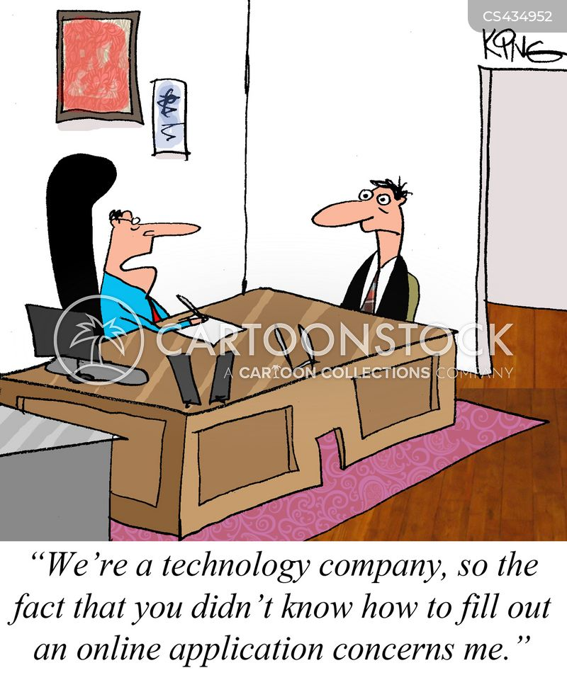 Internet Applications Cartoons and Comics - funny pictures from ...