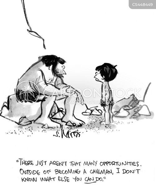 career ambitions cartoon