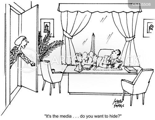 infamous cartoon