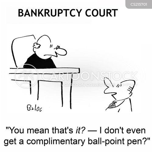 ball-point pen cartoon