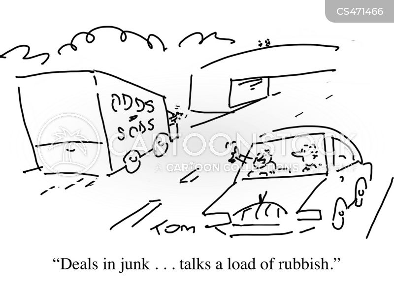 odds and ends cartoon