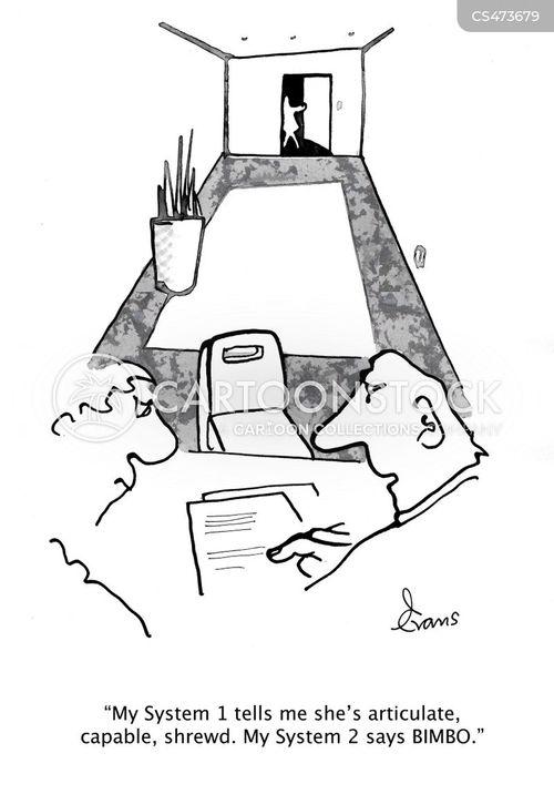 bimbo cartoon