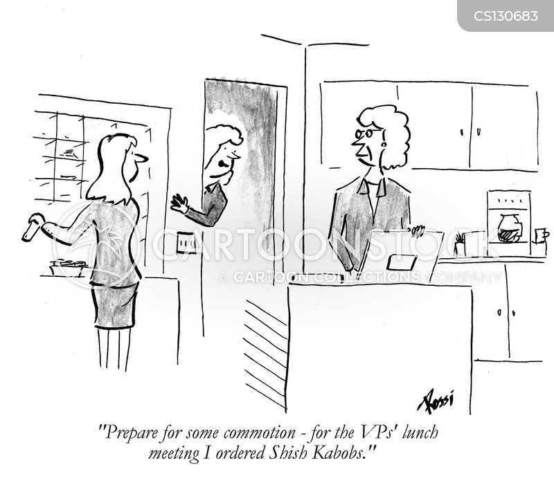 shish kabob cartoon