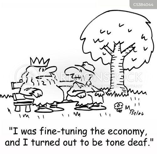 turned cartoon