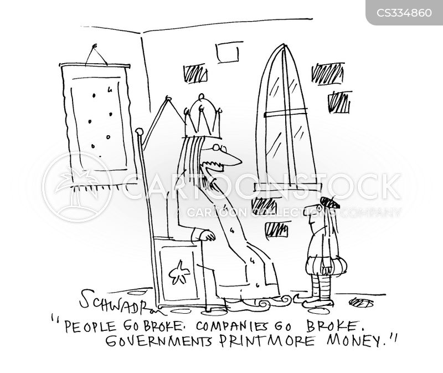 hyper inflation cartoon