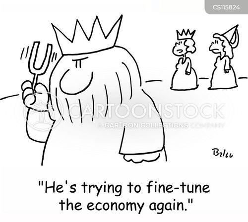 fine tuned cartoon
