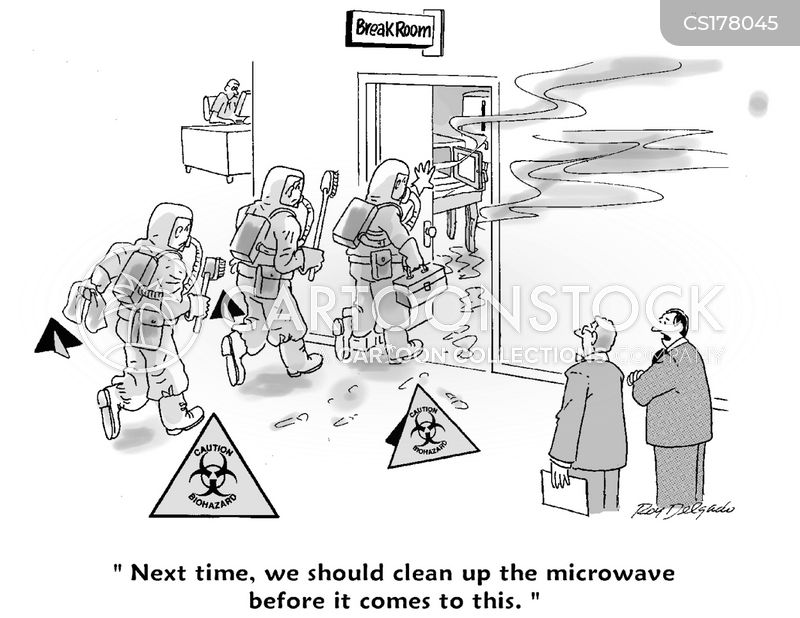 Office Kitchen Cartoons And Comics Funny Pictures From