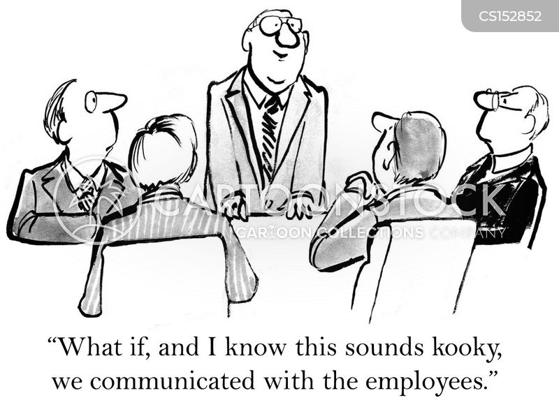 communicated cartoon