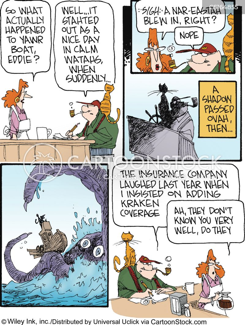 mythological creatures cartoon
