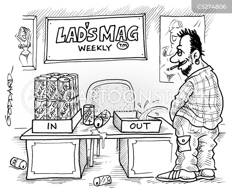 lad cartoon
