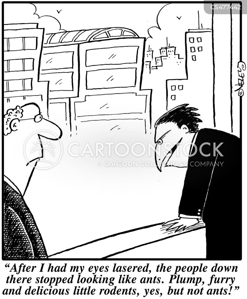 eagle eye cartoon