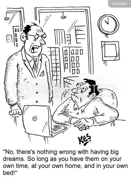 big dream cartoon