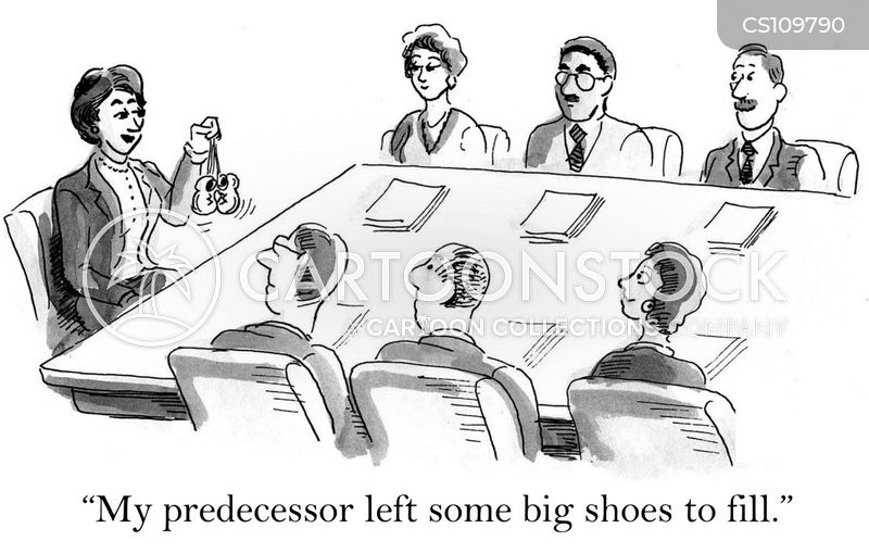 big shoes cartoon