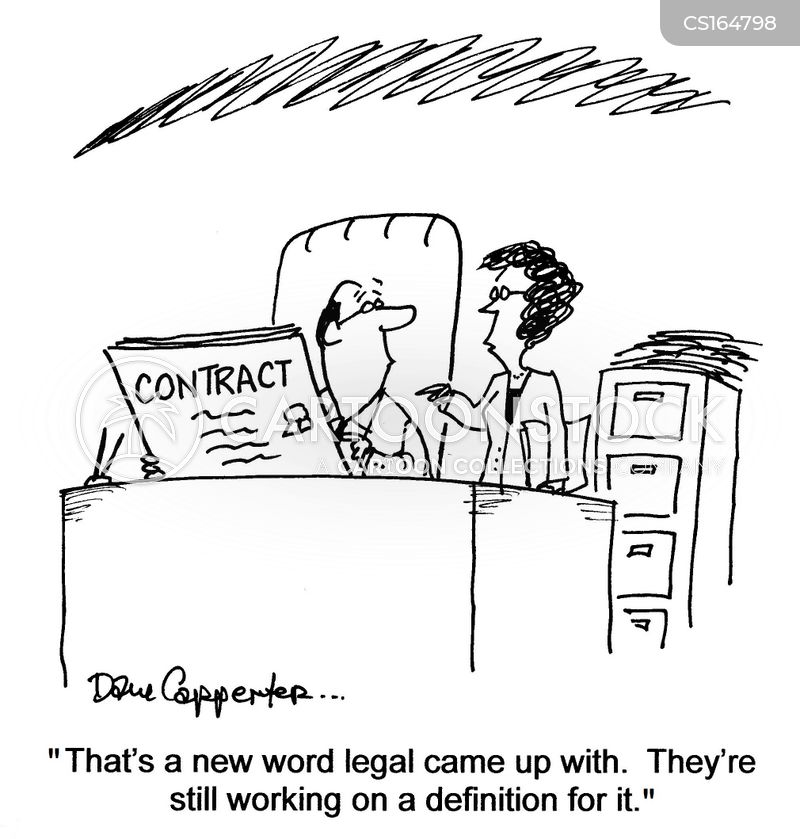 Definition Of Contract Attorney
