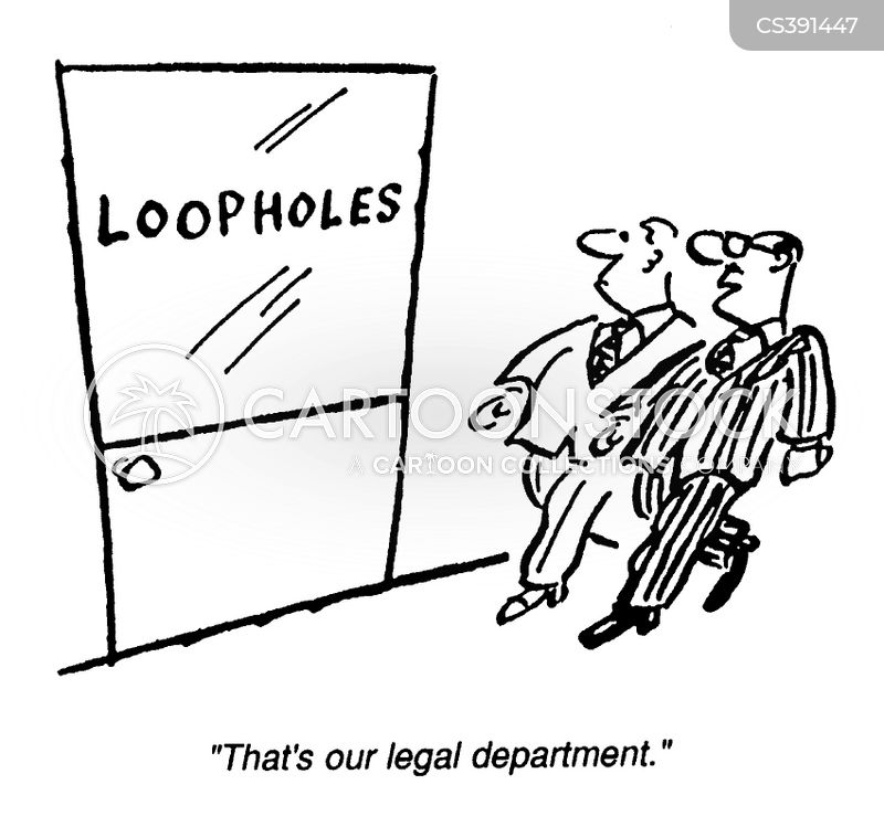 how to find loopholes in laws