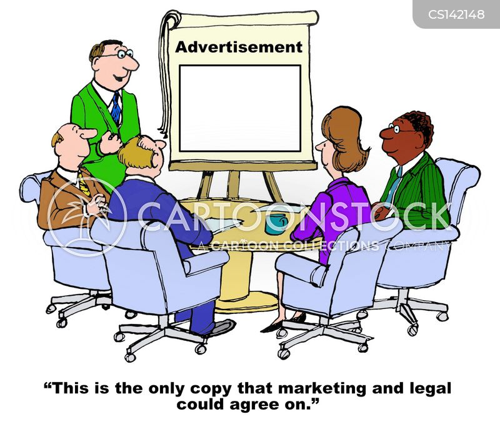 legal problems cartoon