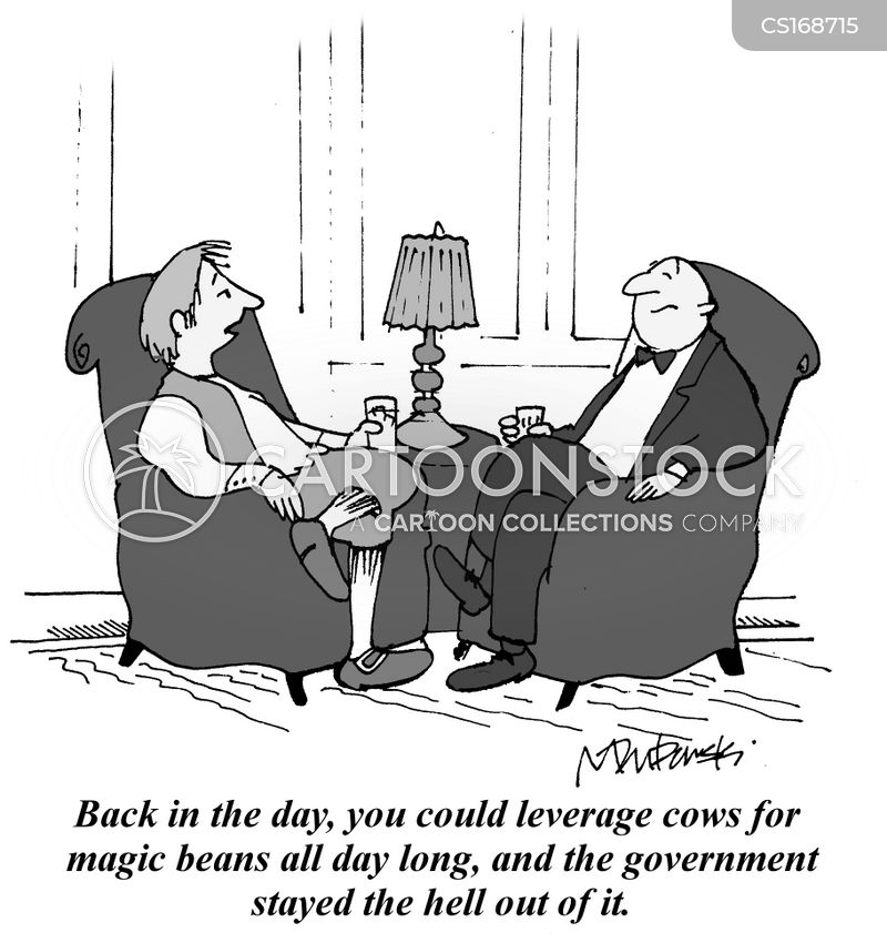 derivatives cartoon