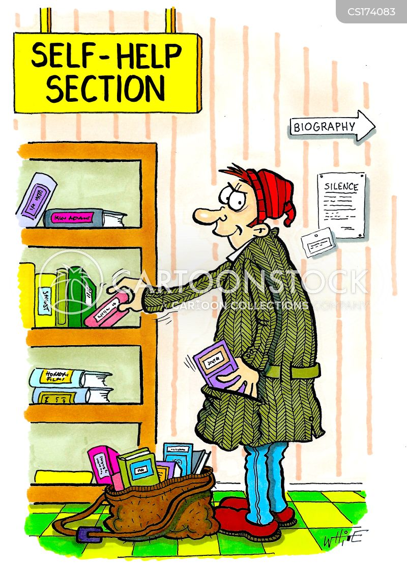 section cartoon