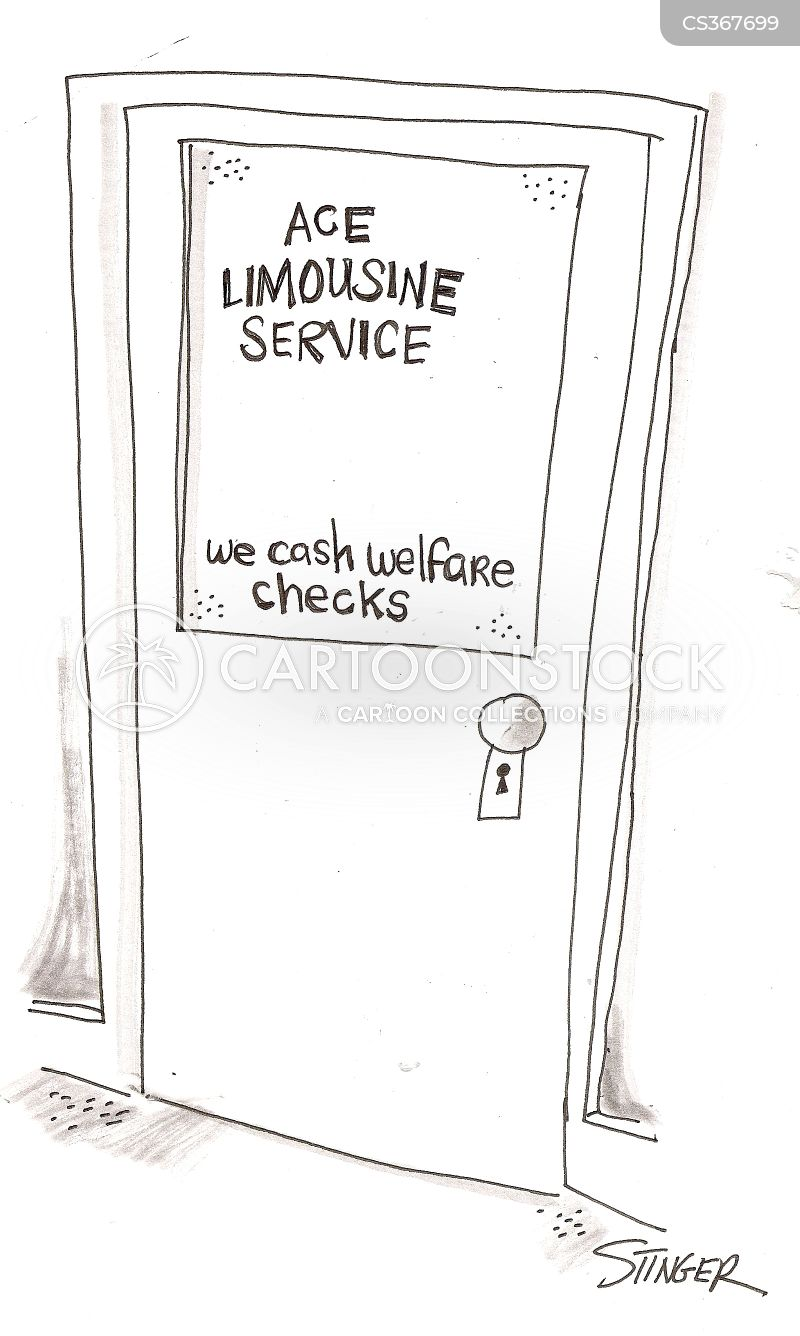 business-commerce-limousine-limo-welfare_check-welfare_cheque-hired ...