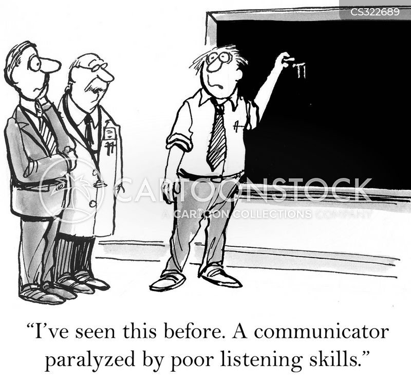 Good Communicator cartoons, Good Communicator cartoon, funny, Good Communicator picture, Good Communicator pictures, Good Communicator image, Good Communicator images, Good Communicator illustration, Good Communicator illustrations