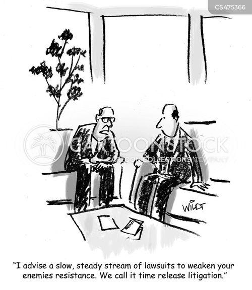 deviousness cartoon