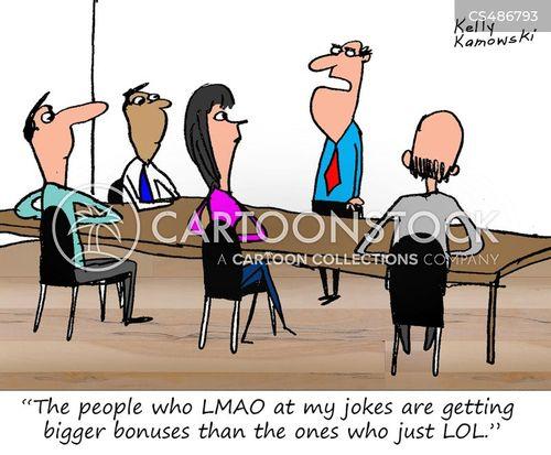 lmao cartoon