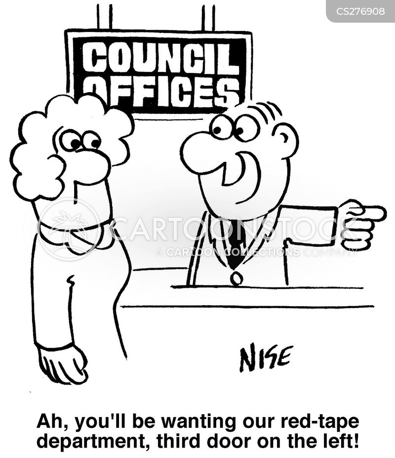 council cartoon
