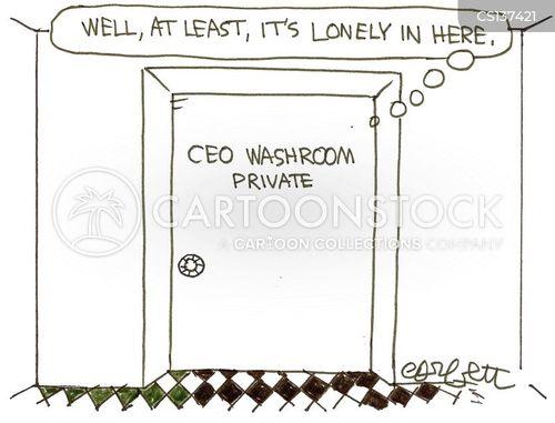tough at the top cartoon