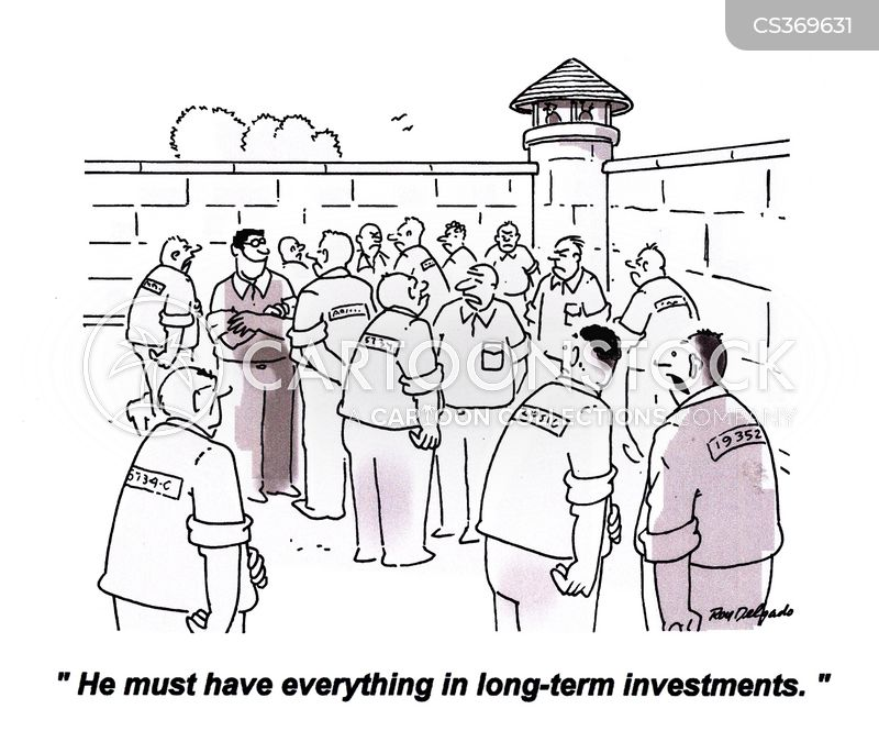 long term investments cartoon
