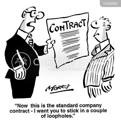 duplicity cartoon