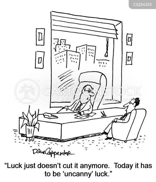 lucks cartoon