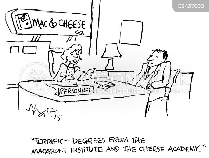 macaroni cheese cartoon