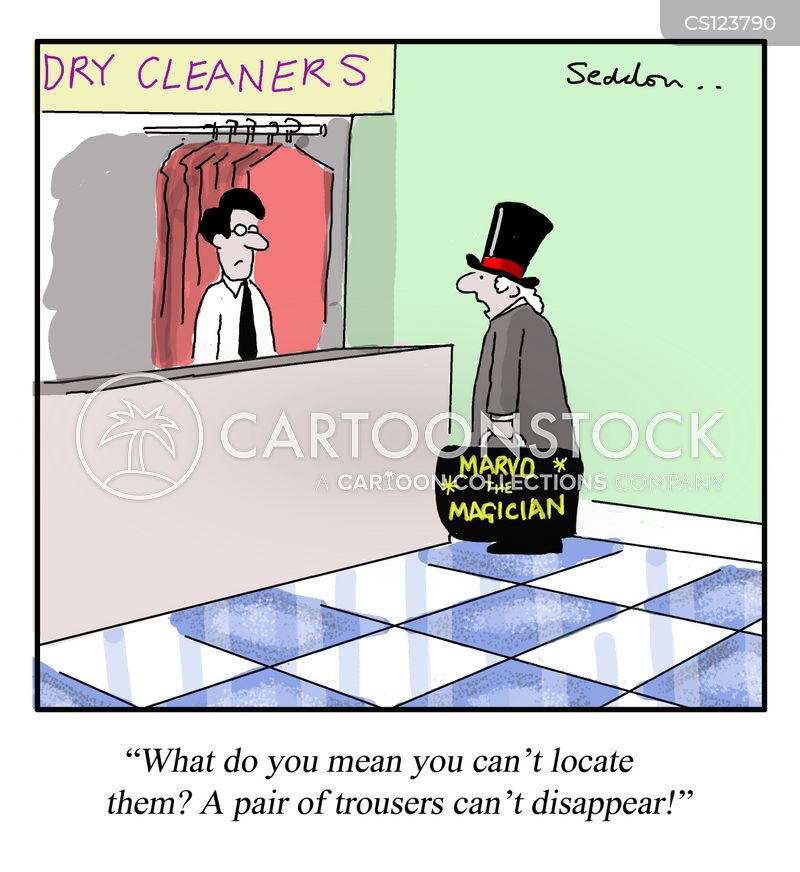 magic show cartoon