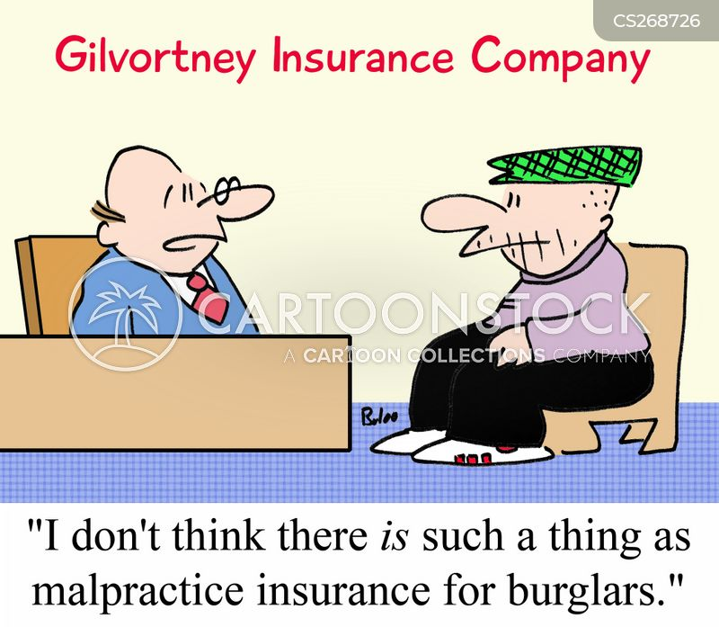 malpractice insurance cartoon