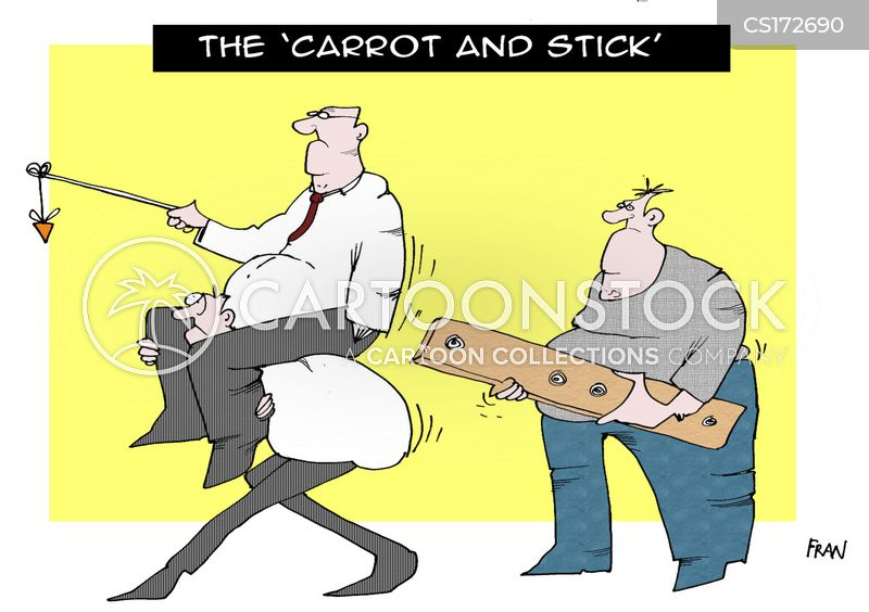 Carrot And Stick cartoons, Carrot And Stick cartoon, funny, Carrot And Stick picture, Carrot And Stick pictures, Carrot And Stick image, Carrot And Stick images, Carrot And Stick illustration, Carrot And Stick illustrations