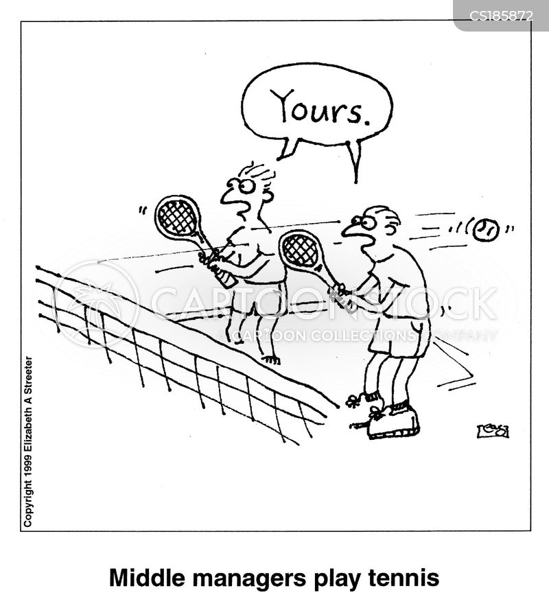 middle managers cartoon