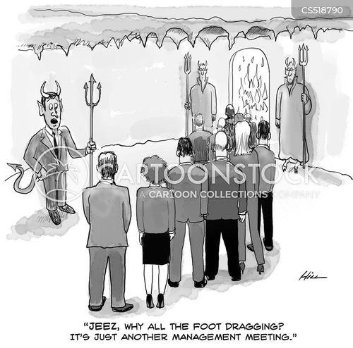 eternal torment cartoon