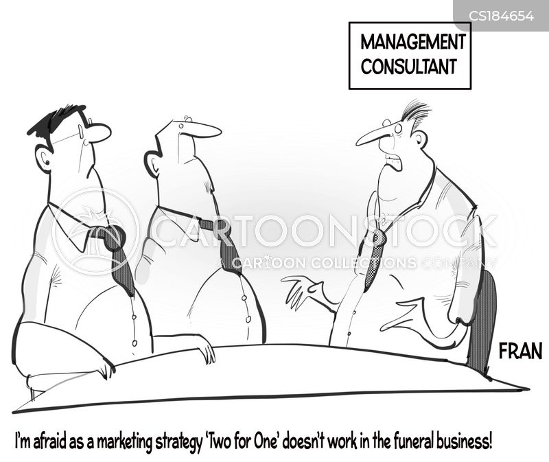 management consultants cartoon