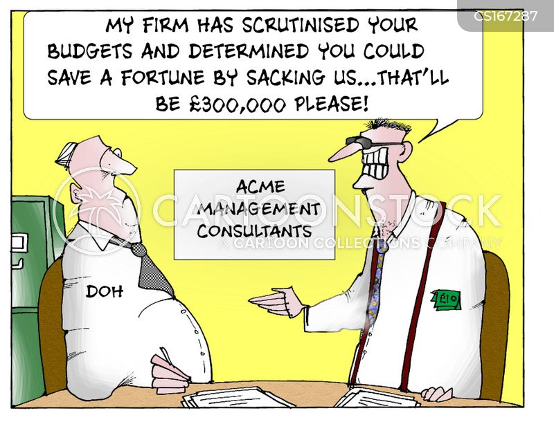 supervision cartoon