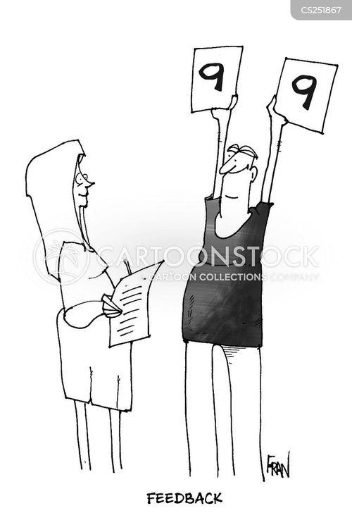 personel cartoon