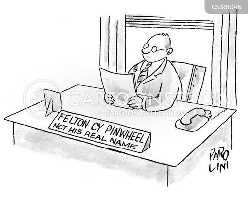 changed name cartoon