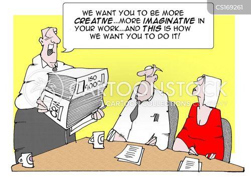 bureacracy cartoon