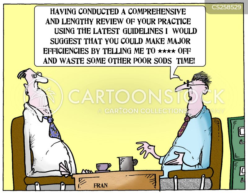 management consults cartoon